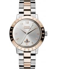 Vivienne Westwood VV152RSSL Dames bloomsbury horloge