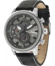 Police 15037JSTU-04 Mens explorer horloge
