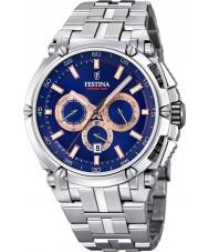 Festina F20327-4 Mens chrono fiets horloge