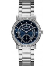 Guess W1006L1 Dames constellatie horloge