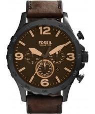 Fossil JR1487 Mens nate horloge