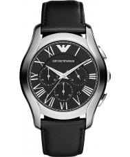 Emporio Armani AR1700 Heren Classic chronograaf zwart horloge