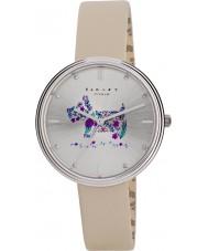 Radley RY2311 Ladies rozemarijn tuinen crème lederen band horloge