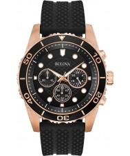 Bulova 98A192 Heren sport horloge