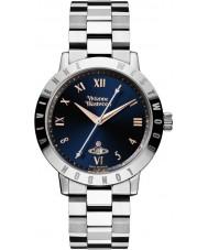 Vivienne Westwood VV152NVSL Dames bloomsbury horloge