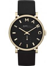 Marc Jacobs MBM1269 Ladies bakker goud zwart horloge