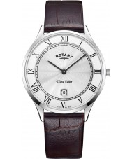 Rotary GS08300-01 Mens ultra slank horloge