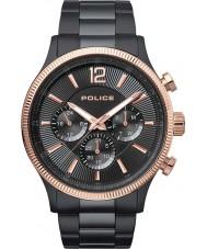 Police 15302JSBR-02M Menselijk wild horloge