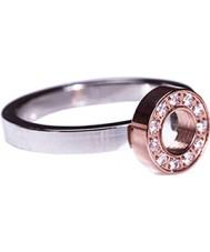 Edblad 79104 Ladies eeuwigheid mini rose gouden ring - maat S (xl)