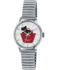 Radley RY4219 Dames stretch zilver staal expander watch