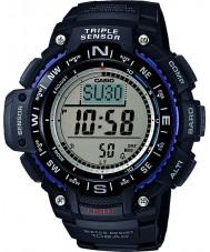 Casio SGW-1000-1AER Mens kern zwarte kompas-hoogtemeter-barometer horloge