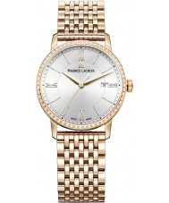 Maurice Lacroix EL1094-PVPD6-112-1 Ladies Eliros vergulde armband horloge