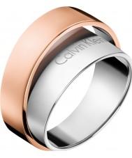 Calvin Klein KJ5ZPR200107 Dames verenigen ring