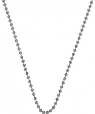 """Emozioni CH055 24 """"sterling zilveren kralen ketting"""