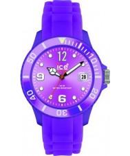 Ice-Watch 000151 Grote sili altijd paars horloge