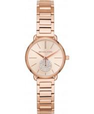Michael Kors MK3839 Dames portia horloge