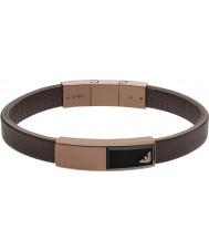 Emporio Armani EGS2340200 Heren armband