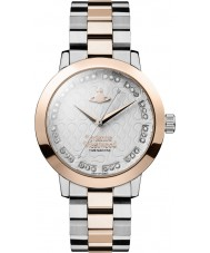 Vivienne Westwood VV152SRSSL Dames bloomsbury horloge
