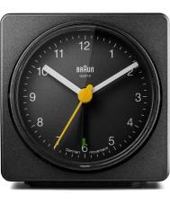 Braun BNC011BKBK Zwarte wekker