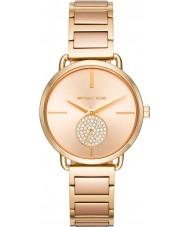 Michael Kors MK3706 Dames portia horloge