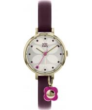 Orla Kiely OK2186 Dames klimop horloge