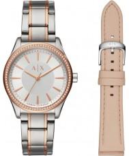 Armani Exchange AX7103 Dames jurk horlogegiftset