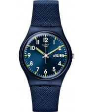 Swatch GN718 Original gent - sir blauwe wacht