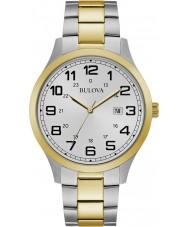 Bulova 98B304 Mens kleding horloge