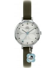 Orla Kiely OK2187 Dames klimop horloge