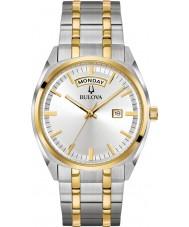 Bulova 98C127 Mens kleding horloge