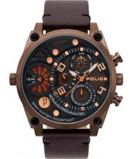 Police 15381JSBZ-12 Mens vitaliteit horloge