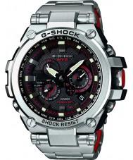 Casio MTG-S1000D-1A4ER Mens G-SHOCK premium radiogestuurde op zonne-energie horloge