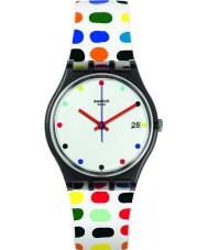 Swatch GM417 Milkolor horloge