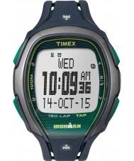 Timex TW5M09800 Ironman blauwe hars Strap Watch