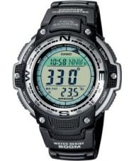Casio SGW-100-1VEF Mens sportartikelen dubbele sensor waardoor lage temperaturen bestendige horloge