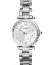Fossil ES4341 Dames carlie horloge