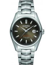 Roamer 210633-41-02-20 Mens Searock zilveren stalen armband horloge