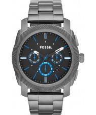 Fossil FS4931 Mens machine rook chronograafhorloge
