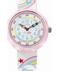 Flik Flak FBNP102 Meisjes rol disco horloge