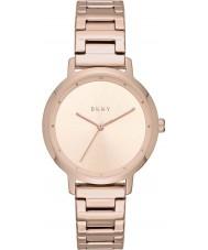 DKNY NY2637 Dames modernistisch horloge