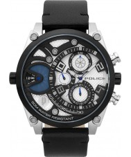 Police 15381JSTB-04 Mens vitaliteit horloge