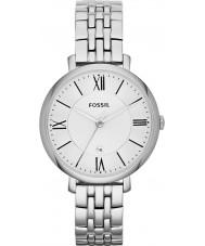 Fossil ES3433 Ladies jacqueline zilver toon stalen armband horloge