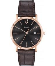 Bulova 97B165 Mens kleding horloge
