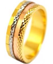 Babette Wasserman Dames aureloe kwartet ring