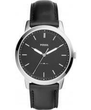 Fossil FS5398 Mens minimalistisch horloge