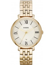 Fossil ES3434 Ladies jacqueline goudkleurig stalen armband horloge
