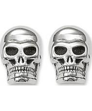 Thomas Sabo H1731-001-12 Zilveren schedel oorbellen