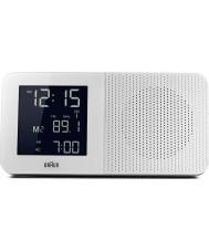 Braun BNC010WH-RC Radio wekker - wit