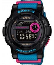 Casio BGD-180-2ER Ladies Baby-G g-LiDE blauw horloge
