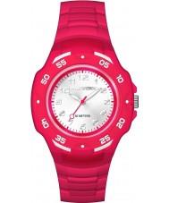 Timex TW5M06500 Kids marathon rode hars Strap Watch